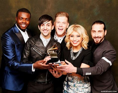 This Pentatonix Member Announced He's Quitting The Group