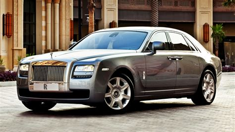 Rolls-royce Ghost (2009) Wallpapers And Hd Images