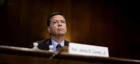 bureau du fbi le chef du fbi a appris qu 39 il était viré par en