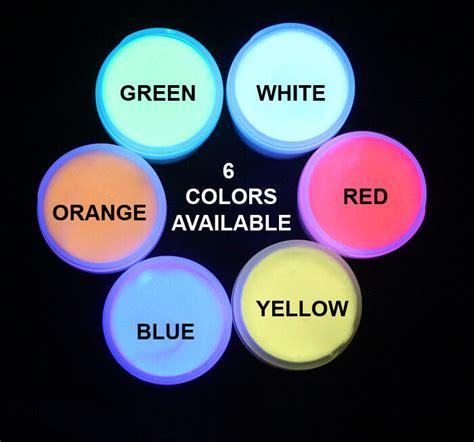 uv reactive neon rave invisible black light paints ebay