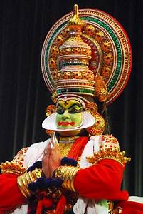 All about kerala tourism: Kathakali is the traditional ...
