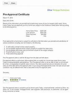 image result for sample mortgage pre approval letter With va home loan qualification letter