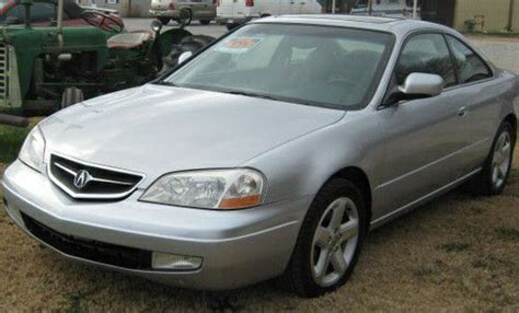 find used 2001 acura cl type s coupe 2 door 3 2l in rising fawn united states