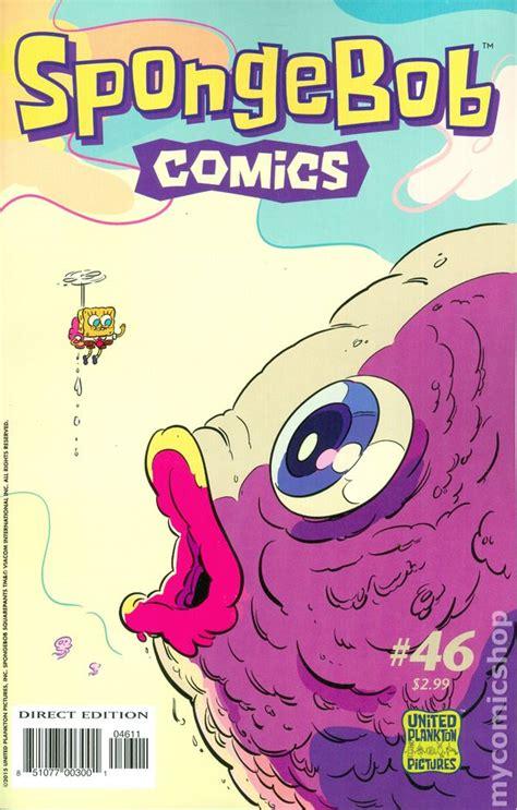 spongebob comics  united plankton pictures comic books