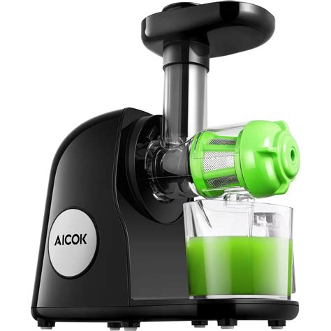 masticating slow amazon juicer juicers aicok extractor popsugar gadgets cooking healthy machine copy fitness