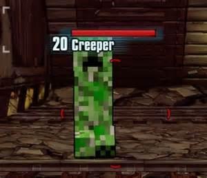 borderlands  creeper orczcom  video games wiki