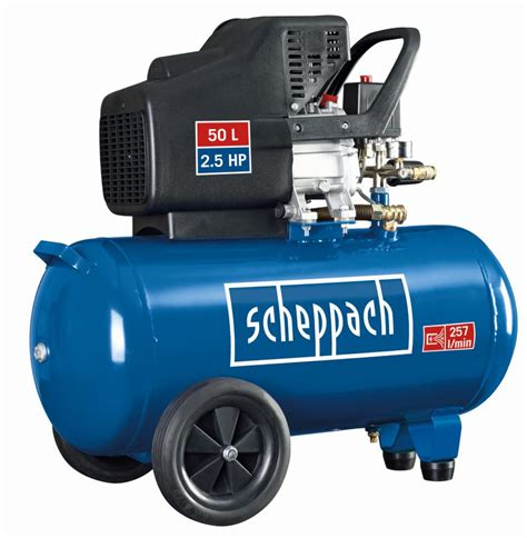 kompressor 10 bar scheppach hc51 kompressor 50 l 10 bar 1 8 kw