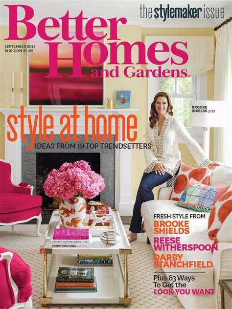 Better Homes And Gardens by Shields Opens Picture Island