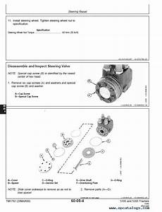 John Deere 5105 5205 Tractors Tm1792 Technical Manual Pdf
