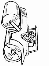 Gumball Machine Cliparts Clip Coloring Pages Machines sketch template
