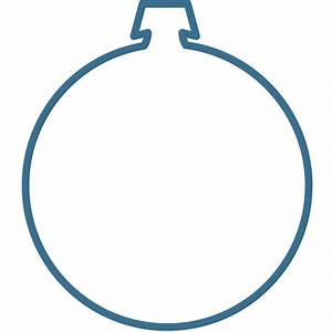 Best Photos of Template Of Christmas Ornaments - Christmas ...