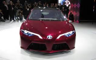 2012 Detroit Toyota Keeps Hybrids Coming With Ns4 Concept
