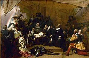 pilgrim fathers  world encyclopedia