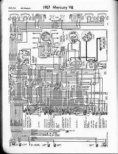 1956 Mercury Fuse Box Diagram
