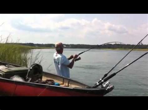 red fishing murrells inlet youtube