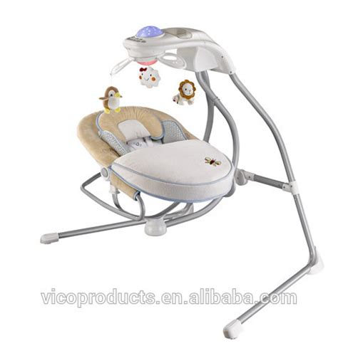 In Electric Baby Swing by Wholesale Luxury Electric Baby Swing With Mp3