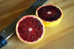 Blood Orange Almond Scones - The Live-In Kitchen