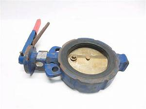 Keystone 221 6 In Manual 150 Wafer Butterfly Valve D534132