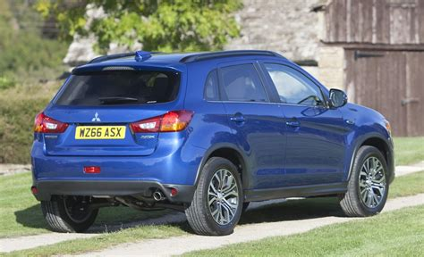 2017 Mitsubishi Asx Launches In The Uk