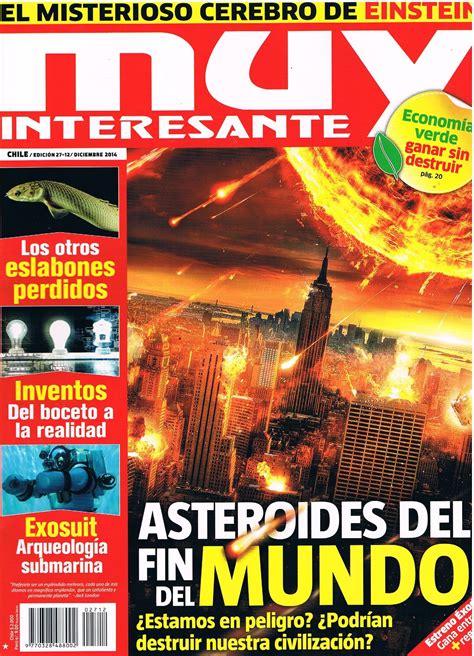 Muy Intersante, Diciembre 2014. | Comic books, Book cover ...