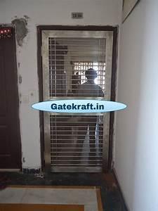 Iron Gates Design Gallery Ss Gates Steel Single Doors Gates Manufacturers In Delhi