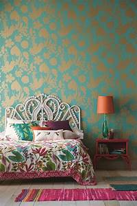 Awesome bedroom wallpaper ideas