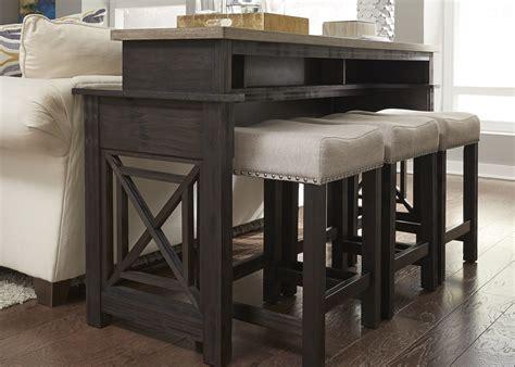 Sofa Pub Table Cabinets Matttroy