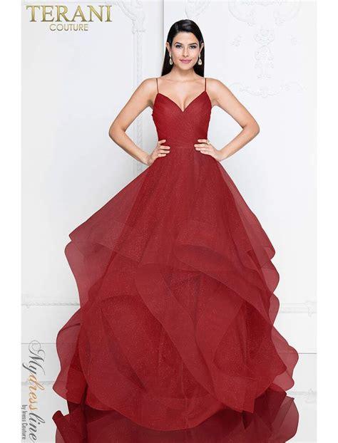Terani Couture 1811P5849 Dress - Mydressline.com   Dresses ...