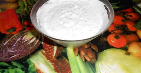 recette sauce fromage blanc ciboulette