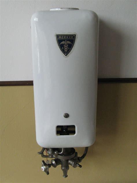 water gas light pilot light