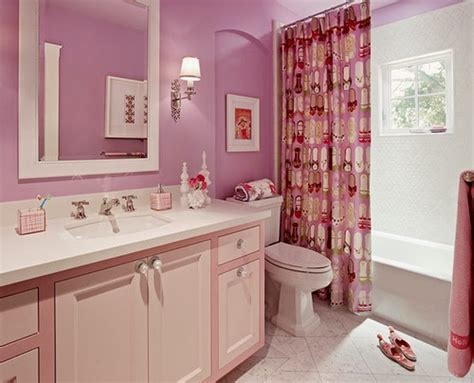 Remodeling Girl's Bathroom With Cute