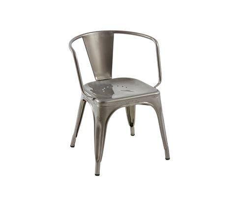 Tolix Armchair by Ac16 Armchair Restaurant Chairs From Tolix Architonic