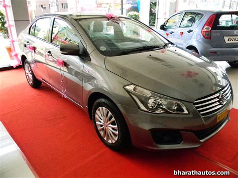 Suzuki Ciaz Picture by Maruti Suzuki Ciaz Detailed Review And 50 Pix Gallery