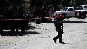Mexican town's entire police force arrested over slain ...