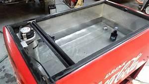 Westinghouse We-6 Coca Cola Coke Wet Cooler