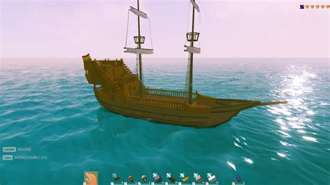 Small Boat Ylands by Adrie S Shipyard Community Creations Ylands Community