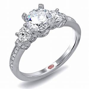 Unique engagement rings demarco bridal jewelry official blog for Wedding ring unique