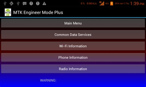 engineer mode android mtk engineer mode plus apk for android aptoide
