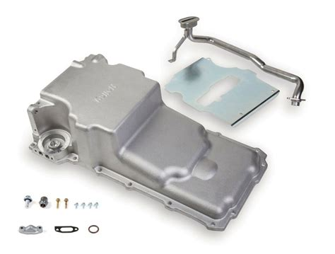 holley performance   ls retro fit engine oil pan ebay