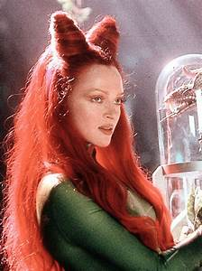 batman and robin Queen Poison Ivy Uma Thurman leespace •