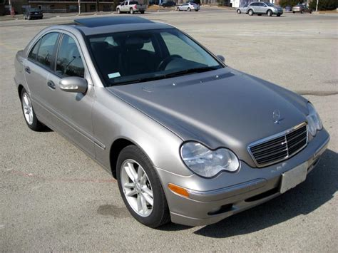 I have the same problem with my 2005 c240 awd. 2004 MERCEDES-BENZ C240 4 MATIC (Canadian) - MBWorld.org ...