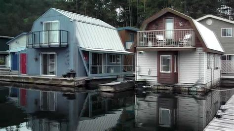 float homes maple bay vancouver island canada part  youtube