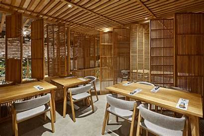 Sushi Nozomi Bar Japan Spain Bringing Interiors