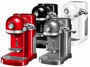 Kitchenaid Artisan Farben : kitchenaid nespresso maschine thomas electronic online shop 5kes0503eac ~ Eleganceandgraceweddings.com Haus und Dekorationen