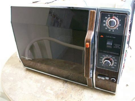 Vintage Microwave find