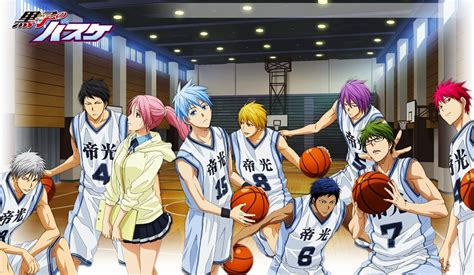 anime kuroko no basket season 1 ashana lian s lab anime kuroko no basuke and
