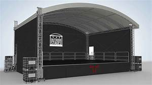 Outdoor Stages | Festival Stage Hire | Covered Staging ...