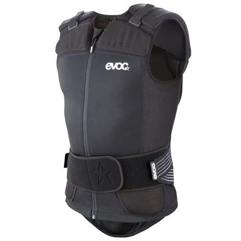 evoc protection wear protector vest bike air