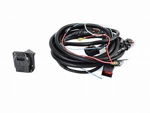 2009 Dodge Dakota Trailer Tow Wire Harness Kit  With 7
