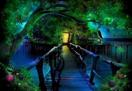 fantasy land   cg abstract background wallpapers